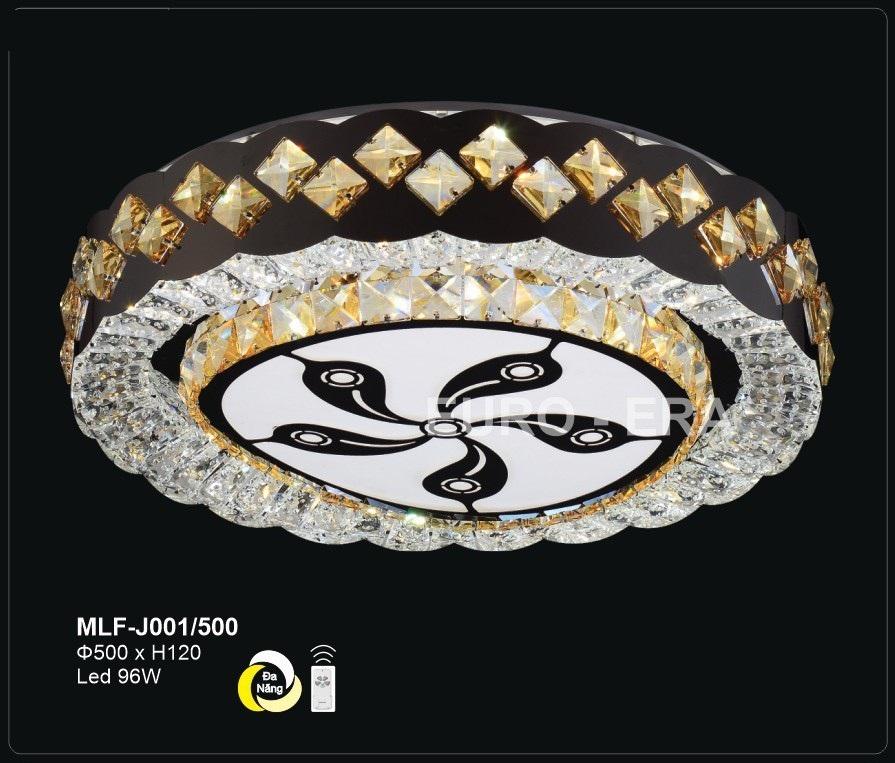 Đèn Mâm Led Tròn MLF-J001 Φ500