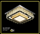Đèn Mâm Led Vuông MLF9067 500x500
