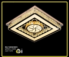 Đèn Mâm Led Vuông MLF8859 500x500