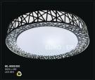 Đèn Mâm Led Ốp Trần ML8085 Φ500